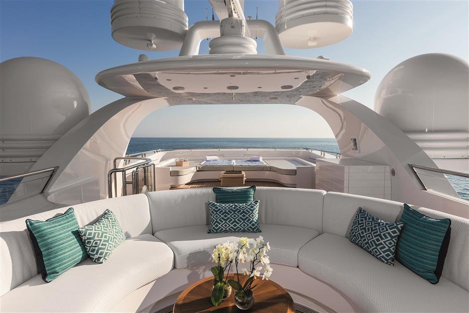 M/Y MOCA  Yacht #55