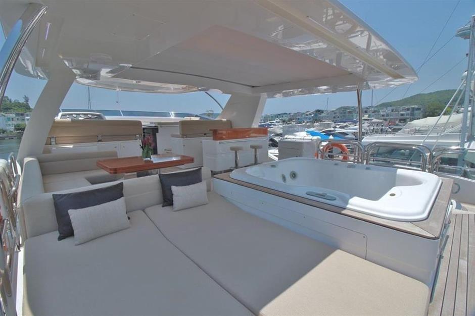 M/Y SUNRISE Yacht #9