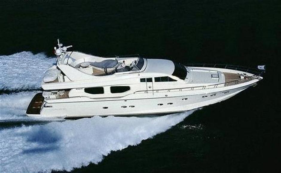 M/Y 80' Posillipo Technema 80 2010 Yacht #1