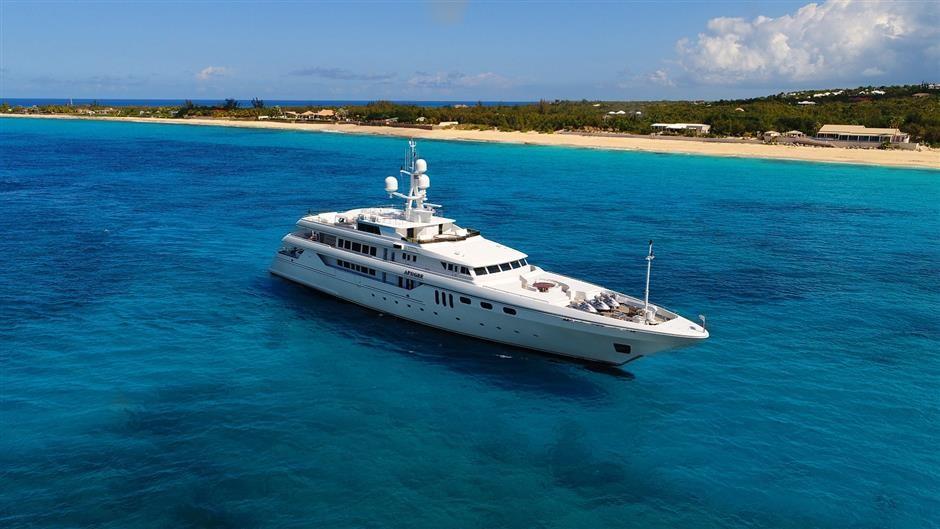 M/Y APOGEE Yacht #1