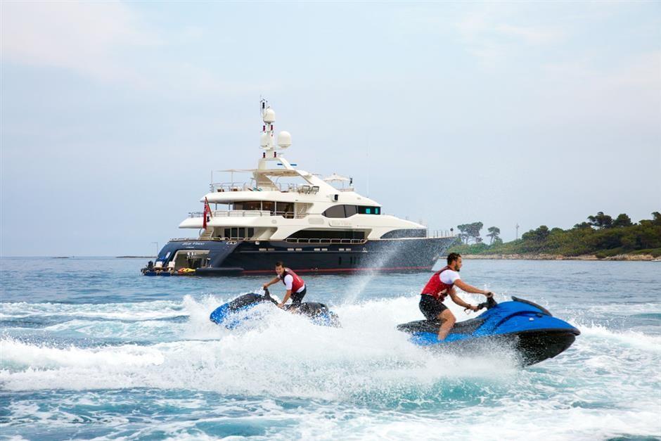M/Y BLUE VISION  Yacht #12