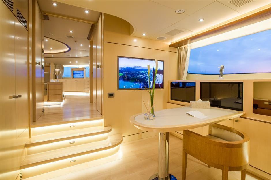 M/Y BLUE VISION  Yacht #21