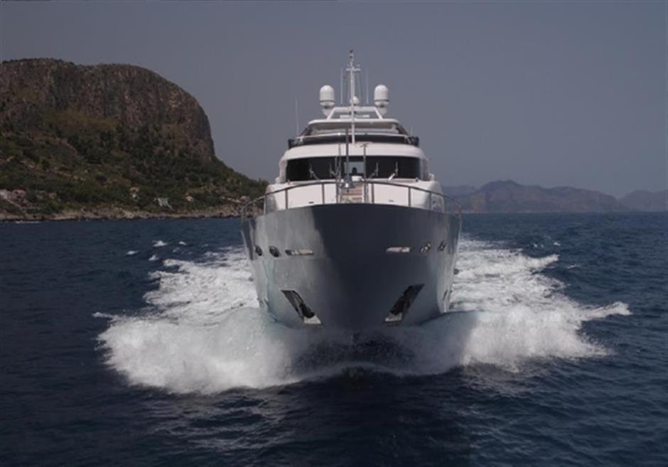 M/Y SUNRISE Yacht #4