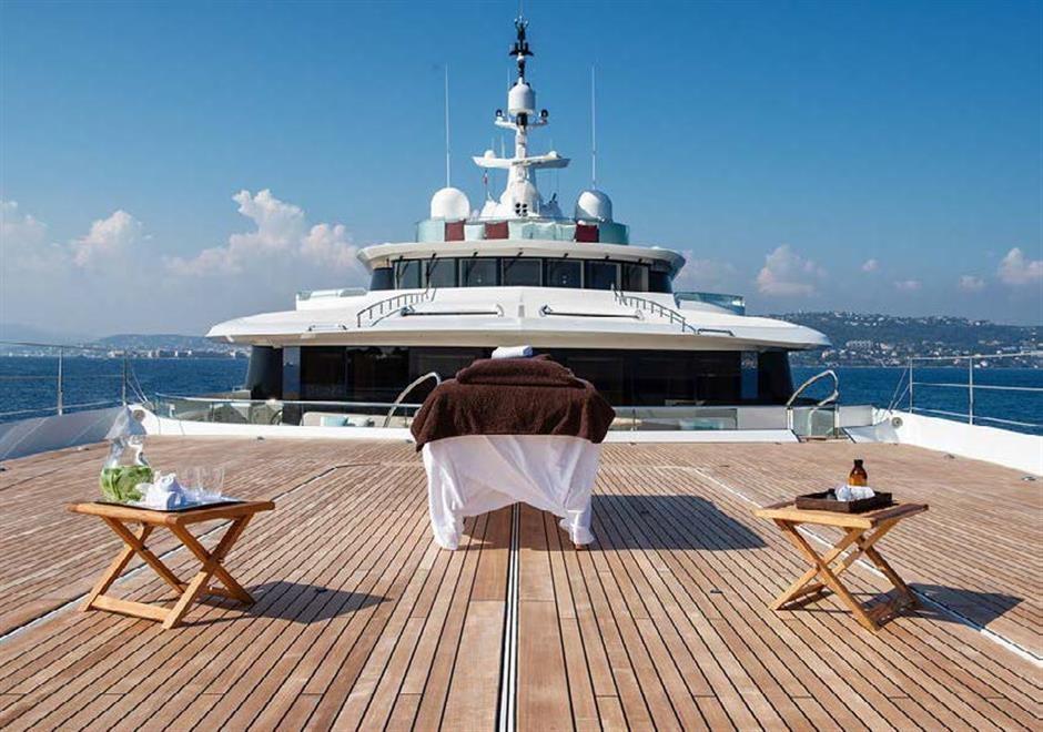 M/Y SUNRAYS Yacht #52