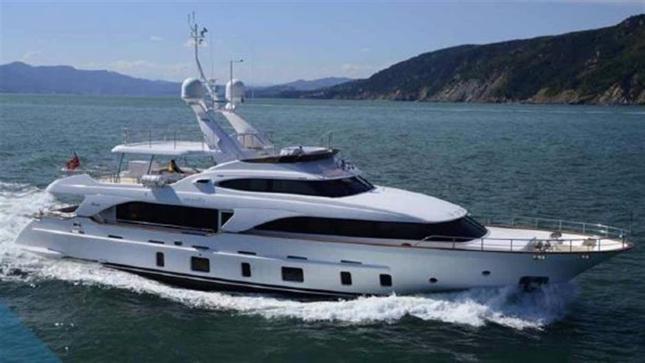 M/Y SERENDIPITY Yacht #1