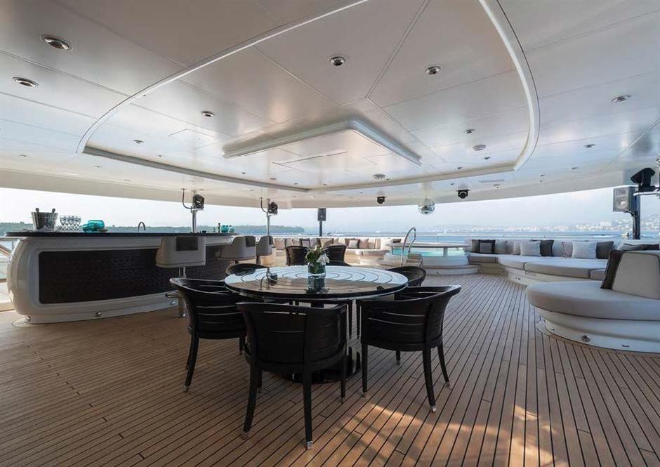 M/Y SUNRAYS Yacht #44