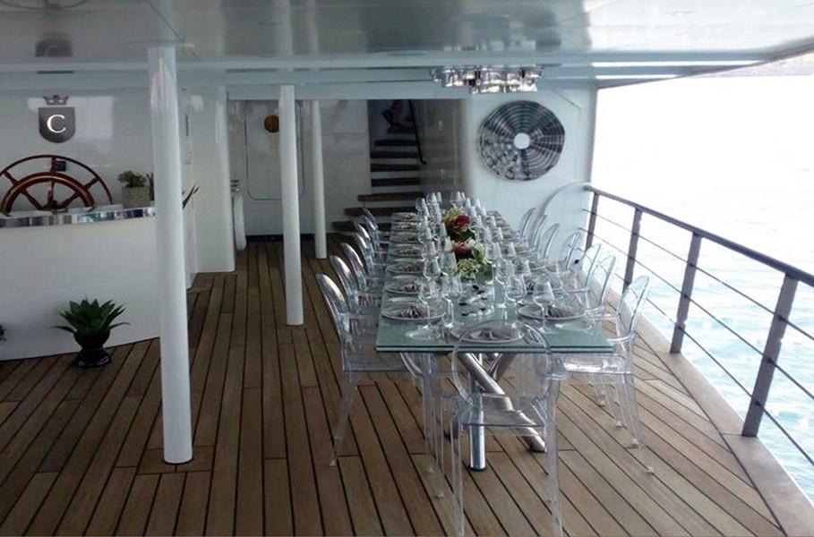 M/Y CHAKRA Yacht #16