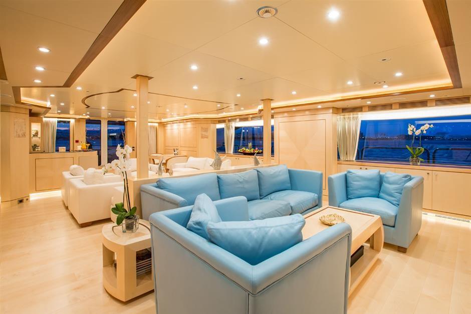 M/Y BLUE VISION  Yacht #24