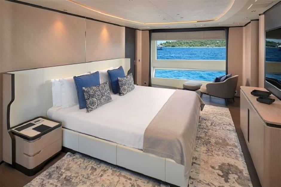 M/Y 2018 Benetti Mediterraneo 116 Yacht #13