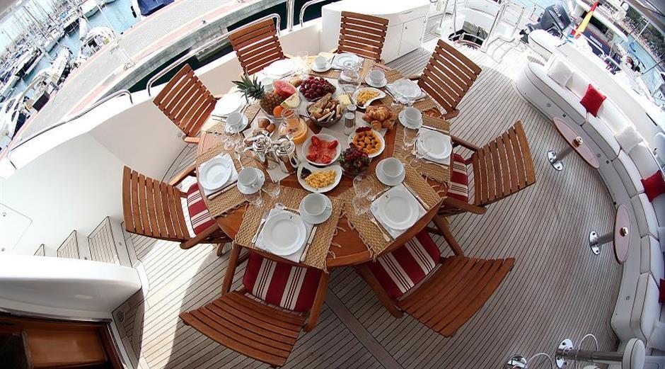 M/Y ANYPA Yacht #5