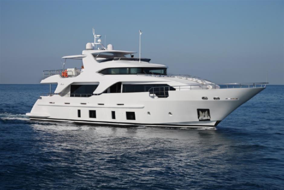 M/Y SUNRISE Yacht #1