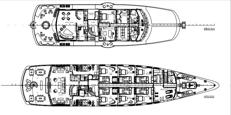 M/Y SERENITY Yacht #47