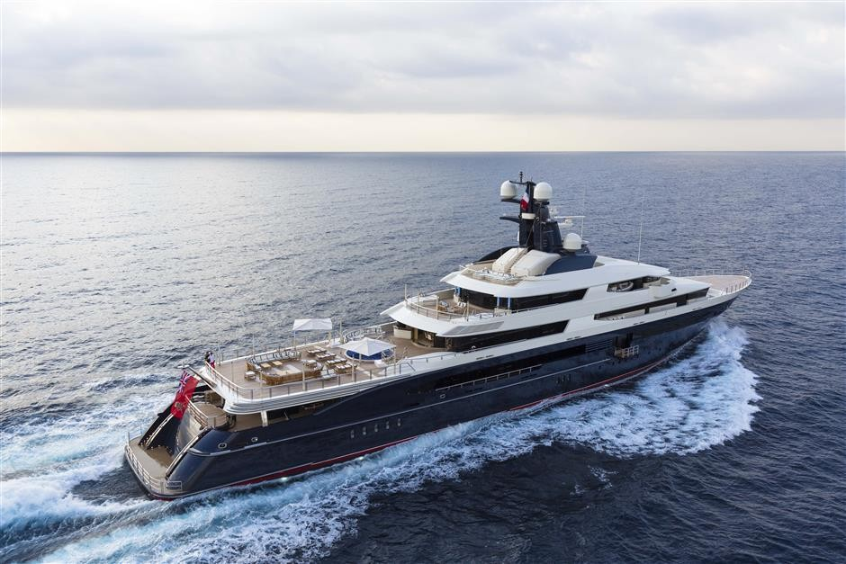 M/Y TRANQUILITY Yacht #1