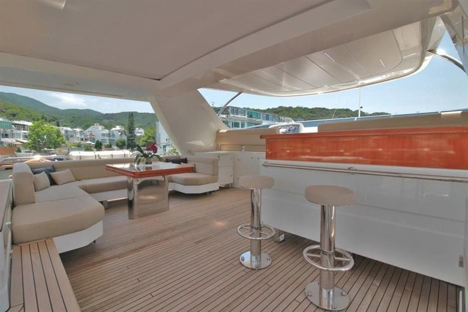 M/Y SUNRISE Yacht #10