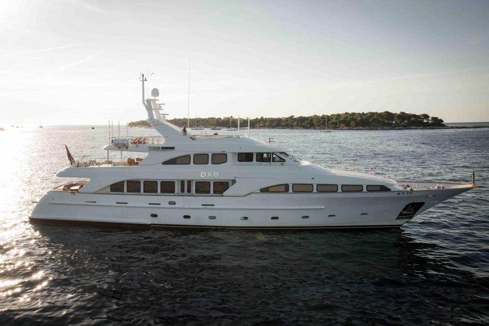 M/Y DXB Yacht #18