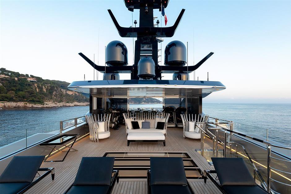 M/Y SARASTAR  Yacht #8