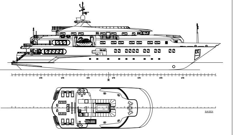 M/Y SERENITY Yacht #46