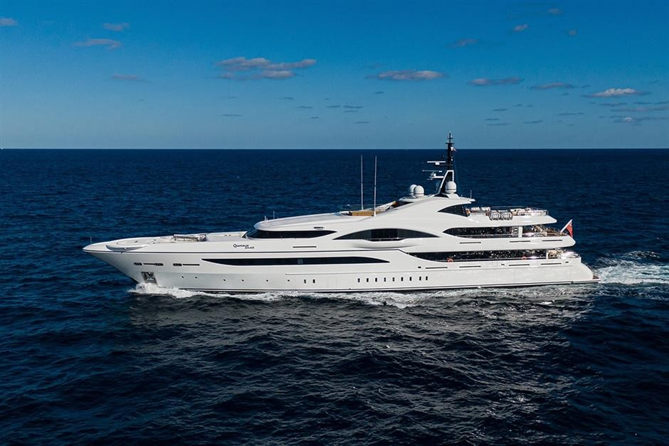 M/Y QUANTUM OF SOLACE Yacht #2