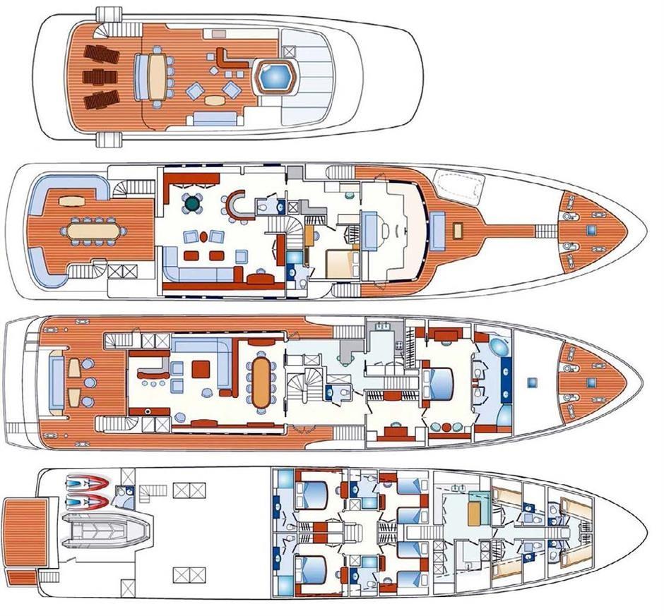 M/Y DIANE Yacht #34