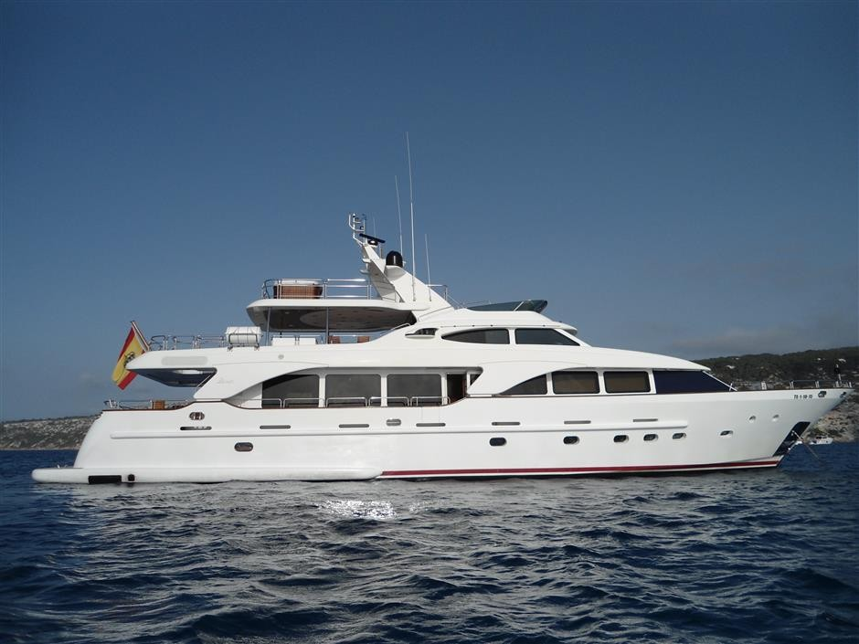 M/Y ANYPA Yacht #2