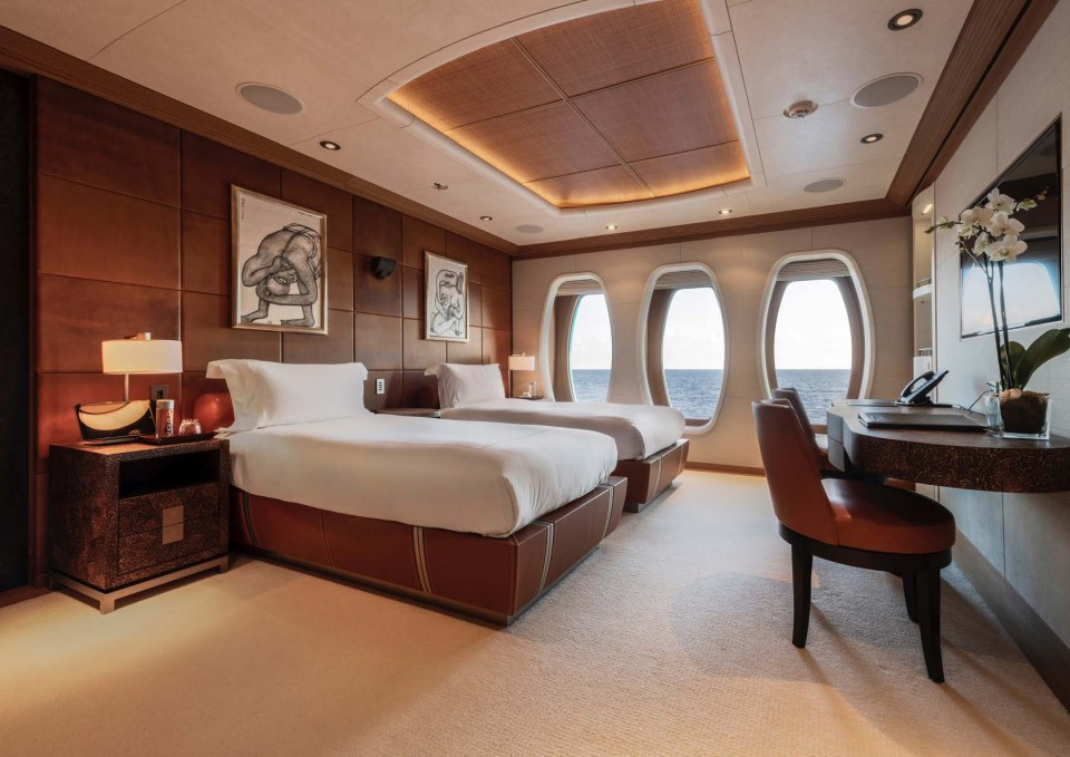 M/Y SUNRAYS Yacht #32