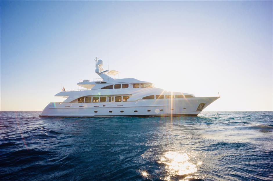 M/Y AQUABELLA Yacht #2