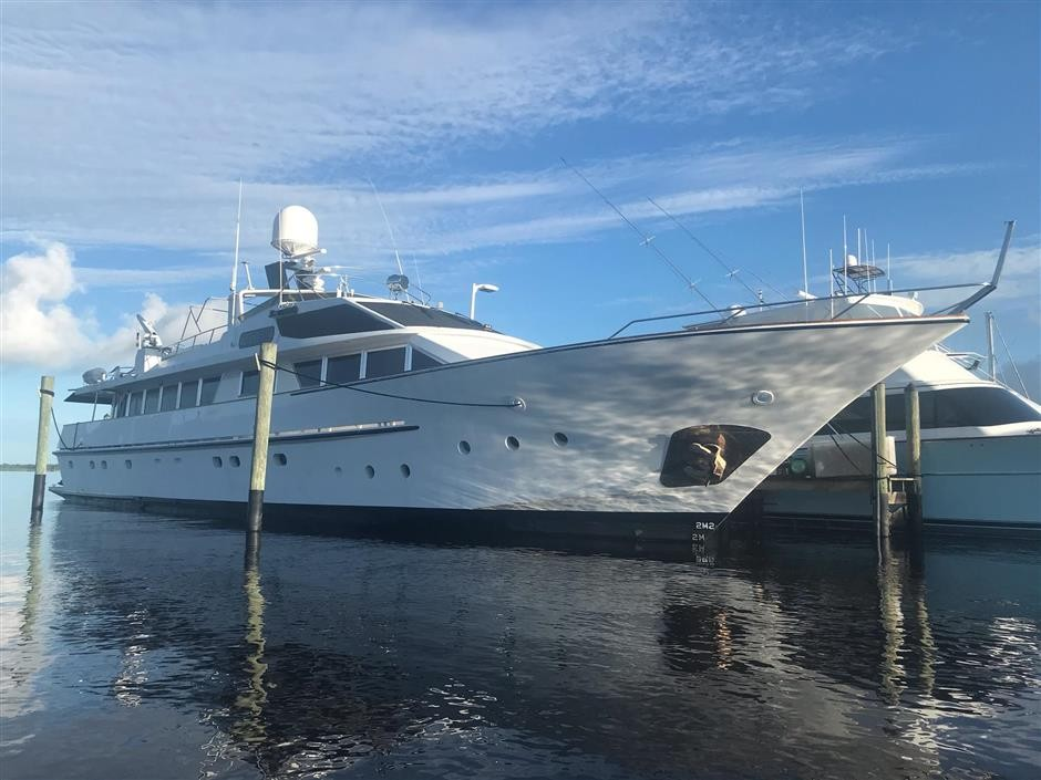 M/Y Timeless Yacht #5