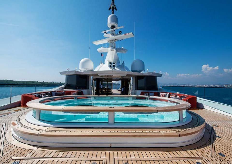 M/Y SUNRAYS Yacht #50