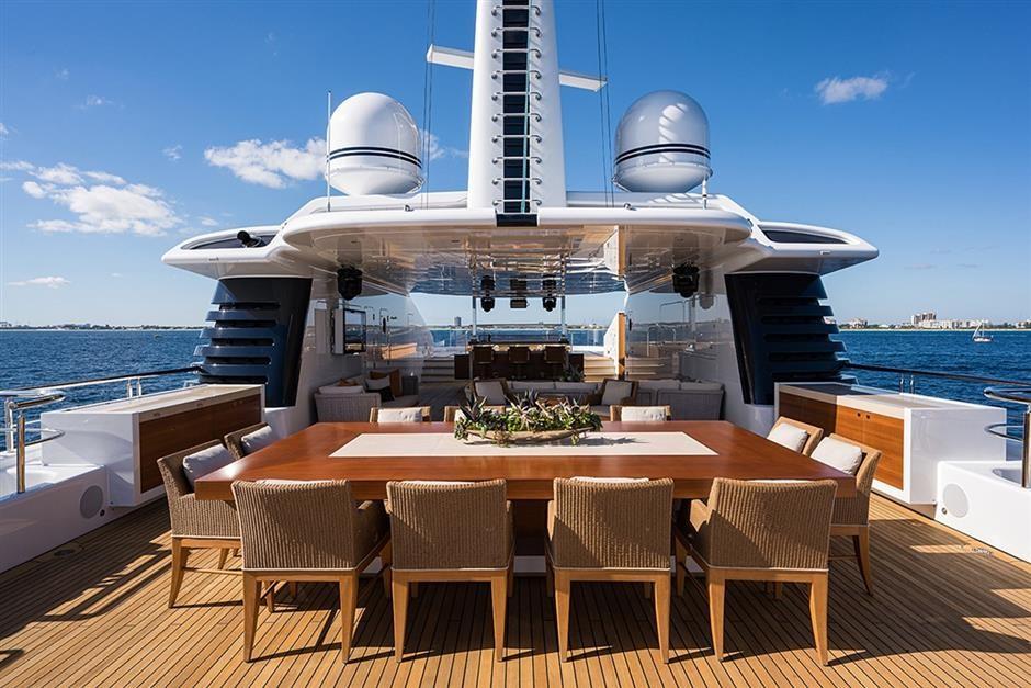 M/Y QUANTUM OF SOLACE Yacht #24
