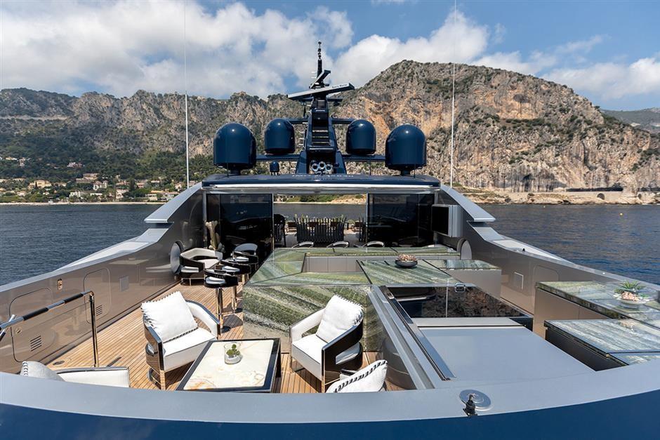 M/Y SARASTAR  Yacht #15