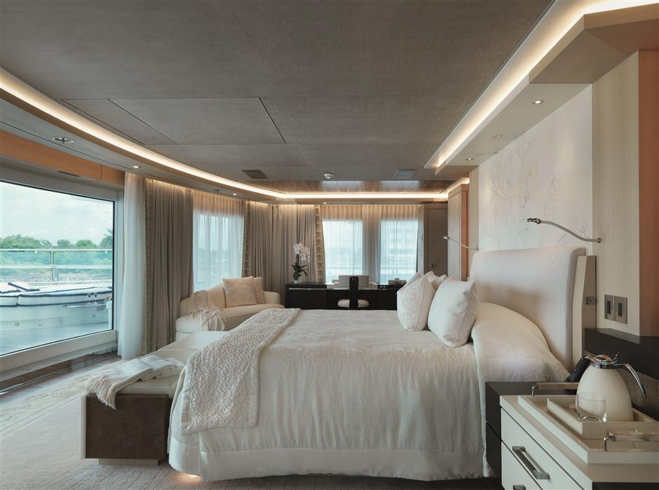 M/Y TRANQUILITY Yacht #10