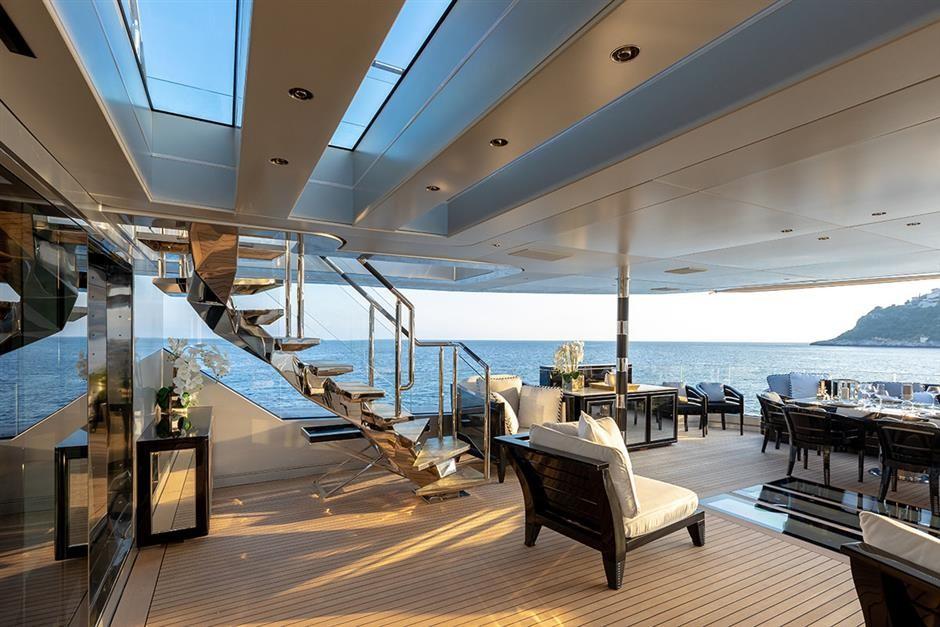 M/Y SARASTAR  Yacht #25