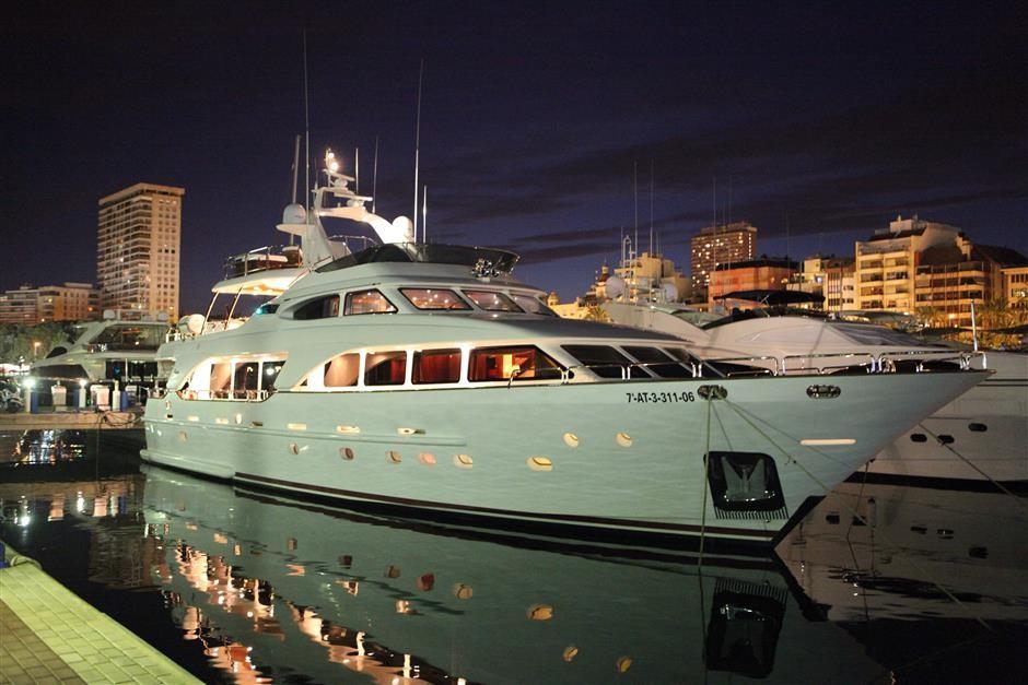 M/Y ANYPA Yacht #3
