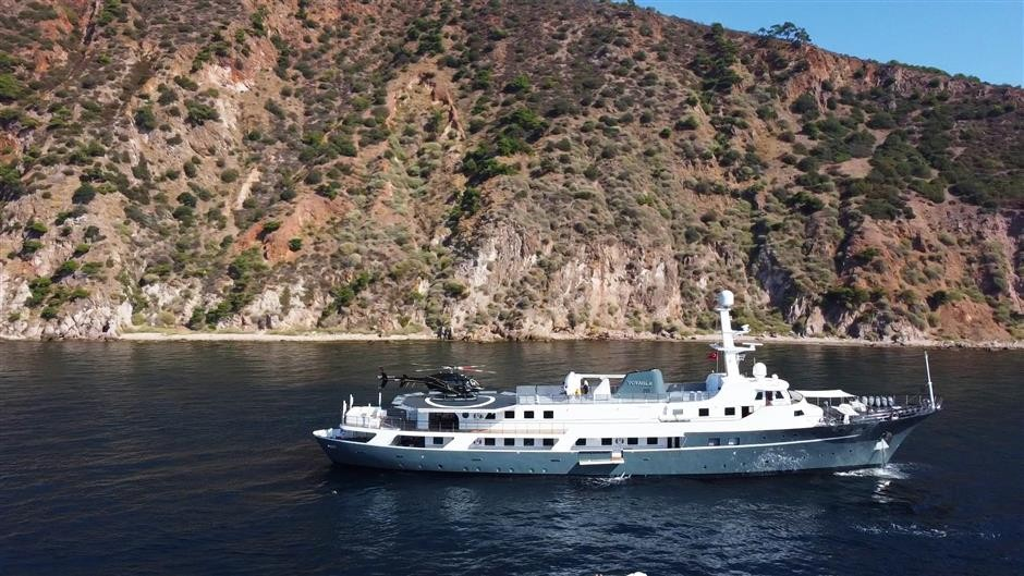 M/Y VOYAGER Yacht #1