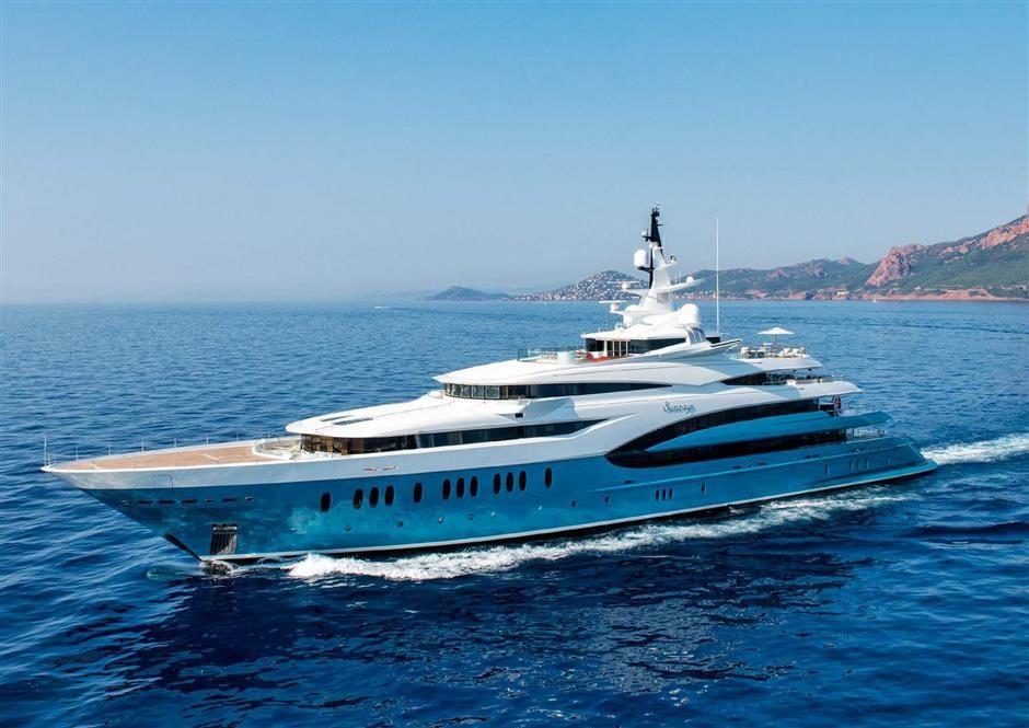M/Y SUNRAYS Yacht #2