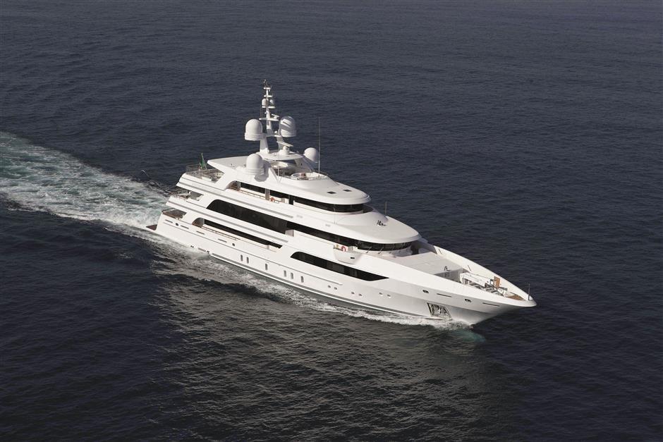 M/Y MOCA  Yacht #58