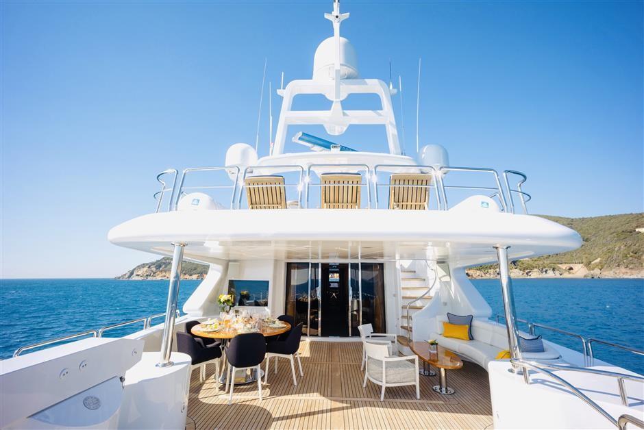 M/Y AQUABELLA Yacht #3