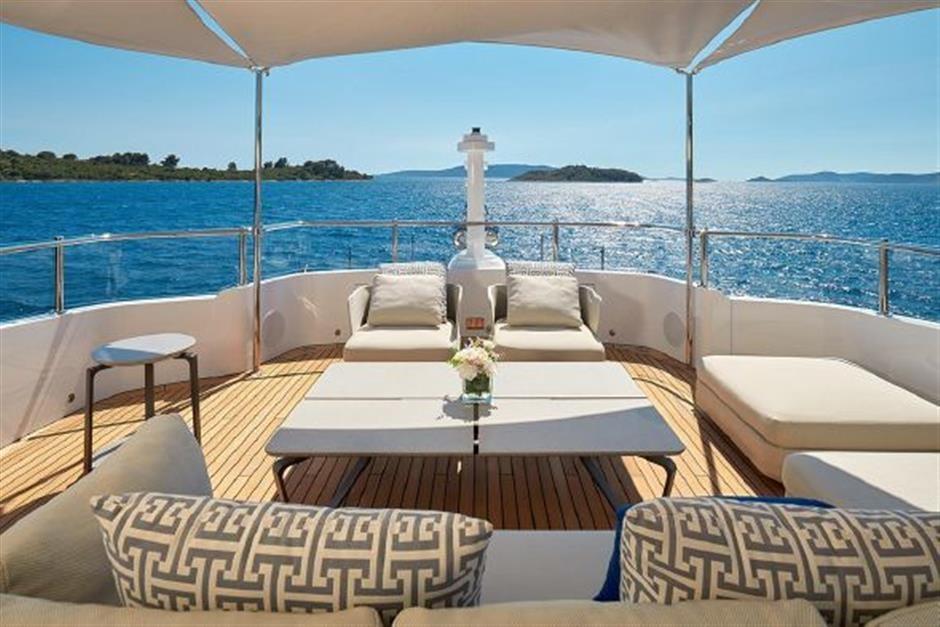 M/Y 2018 Benetti Mediterraneo 116 - Virgin Islands Yacht #7