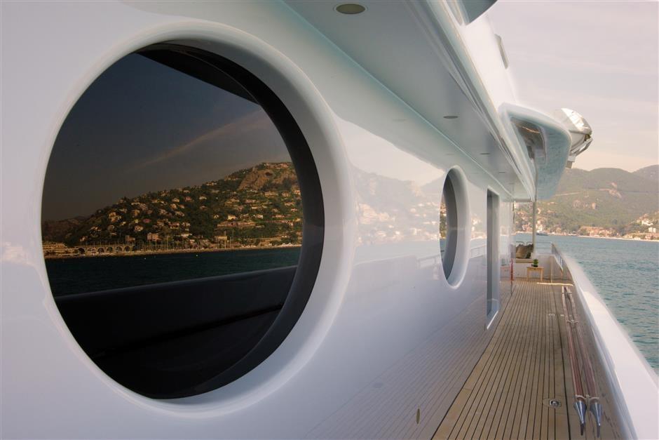 M/Y Queen Aida Yacht #30