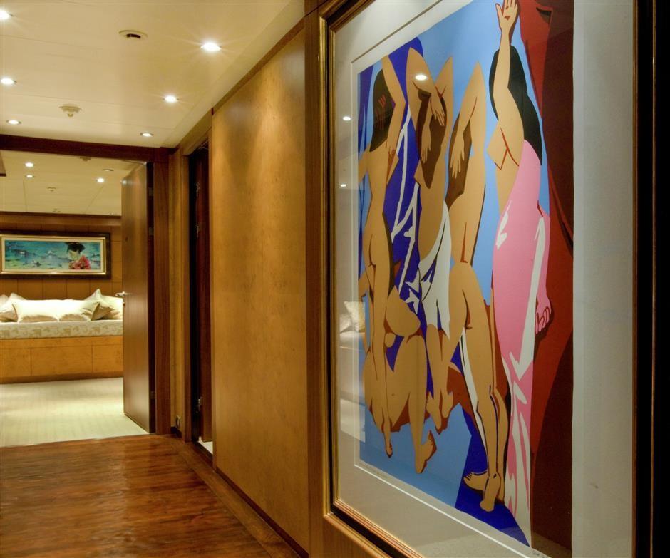 M/Y Queen Aida Yacht #9