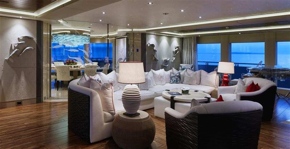 M/Y TRANQUILITY Yacht #18