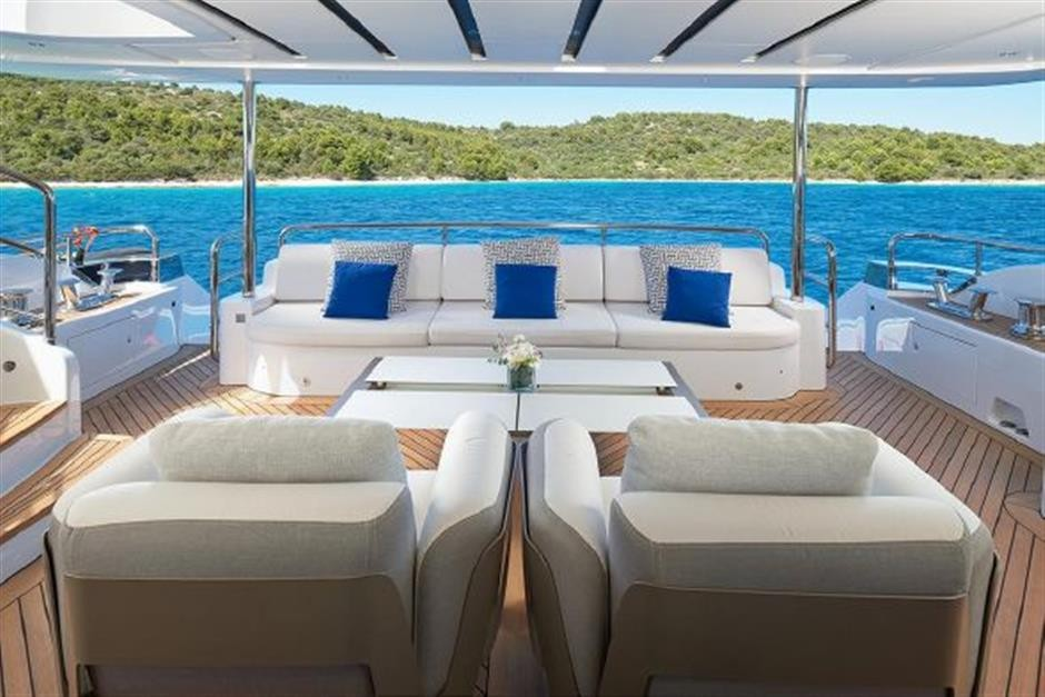 M/Y 2018 Benetti Mediterraneo 116 Yacht #6