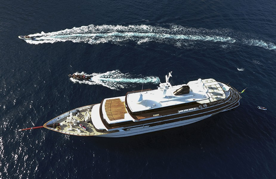 M/Y CHAKRA Yacht #60