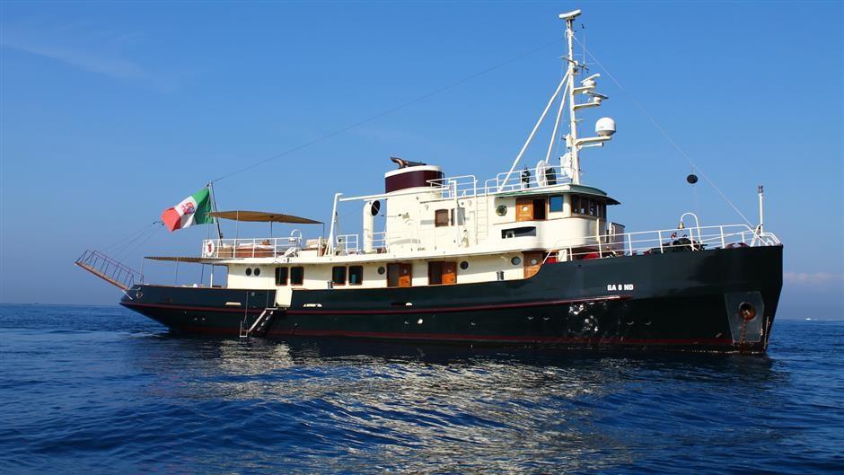 M/Y DP MONITOR Yacht #1