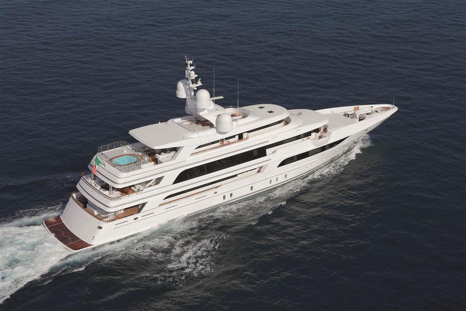 M/Y MOCA  Yacht #57