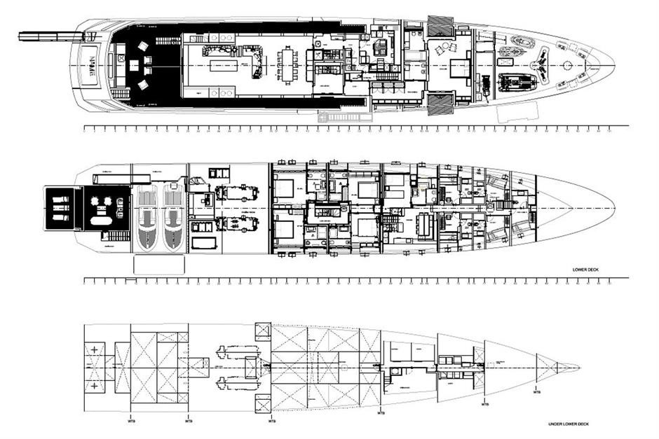 M/Y SARASTAR  Yacht #28