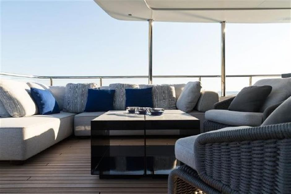 M/Y 2018 Benetti Mediterraneo 116 Yacht #5