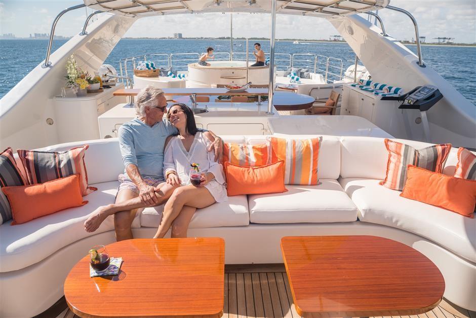 M/Y ALEGRIA Yacht #12