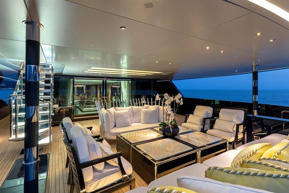M/Y SARASTAR  Yacht #4