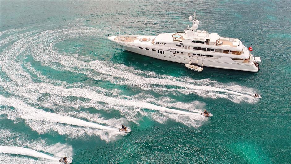 M/Y APOGEE Yacht #4